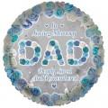 Dad Rememberance Balloon 18