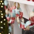 Vintage Noel Paper Chains