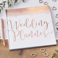 Beautiful Botanics  Wedding Planner - Rose Gold