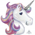 Pastel Unicorn SuperShape Foil Balloon