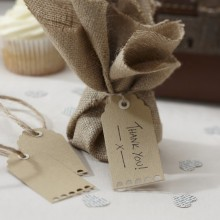 Vintage Affair Luggage Tags