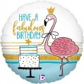 Have A Fabulous Birthday Foil Balloon