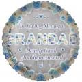Grandad Rememberance Balloon 18
