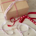 Vintage Noel Ribbon Kit - Merry Christmas and Star